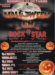 Haloween en Rock Star