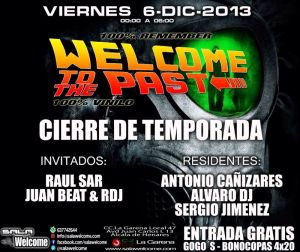 Fiesta en Welcome remember 6-12-2013