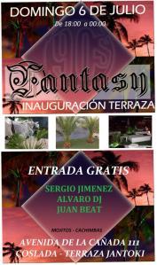 Fiesta remember en Janyoki - Coslada 6-7-2014