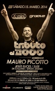 Fieston remember de musica del año 2000 en Sala Groove Madrid