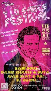 Te Gusta El Poky Y o Sabes Festival