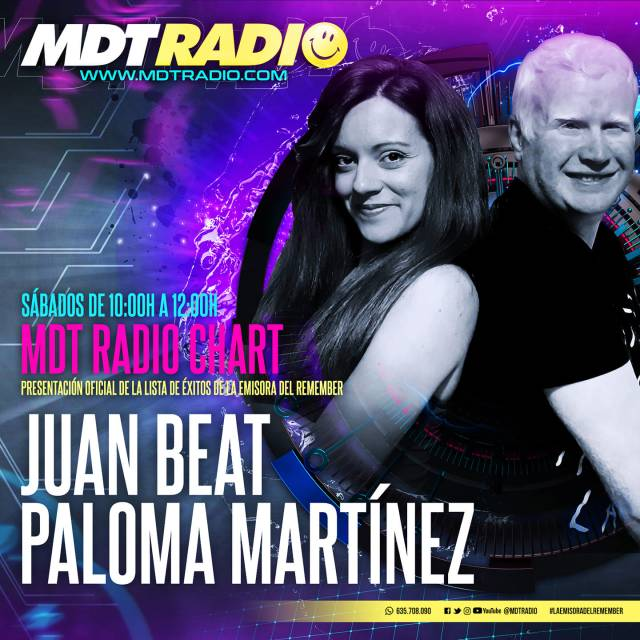 mdt radio chart banner