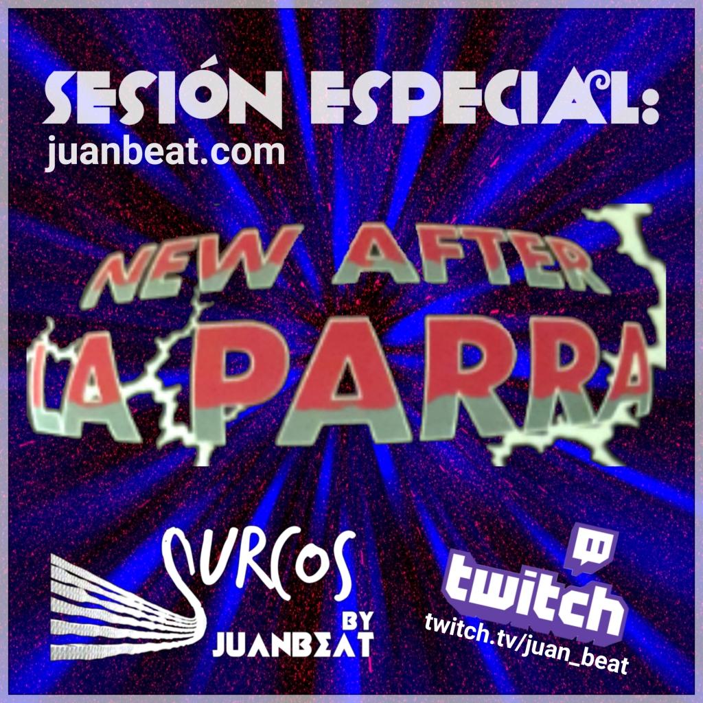 Juan Beat Sesión especial Laparra Surcos Twitch 6-3-2021